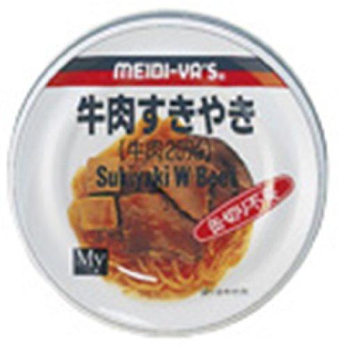 明治屋 牛肉すき焼き