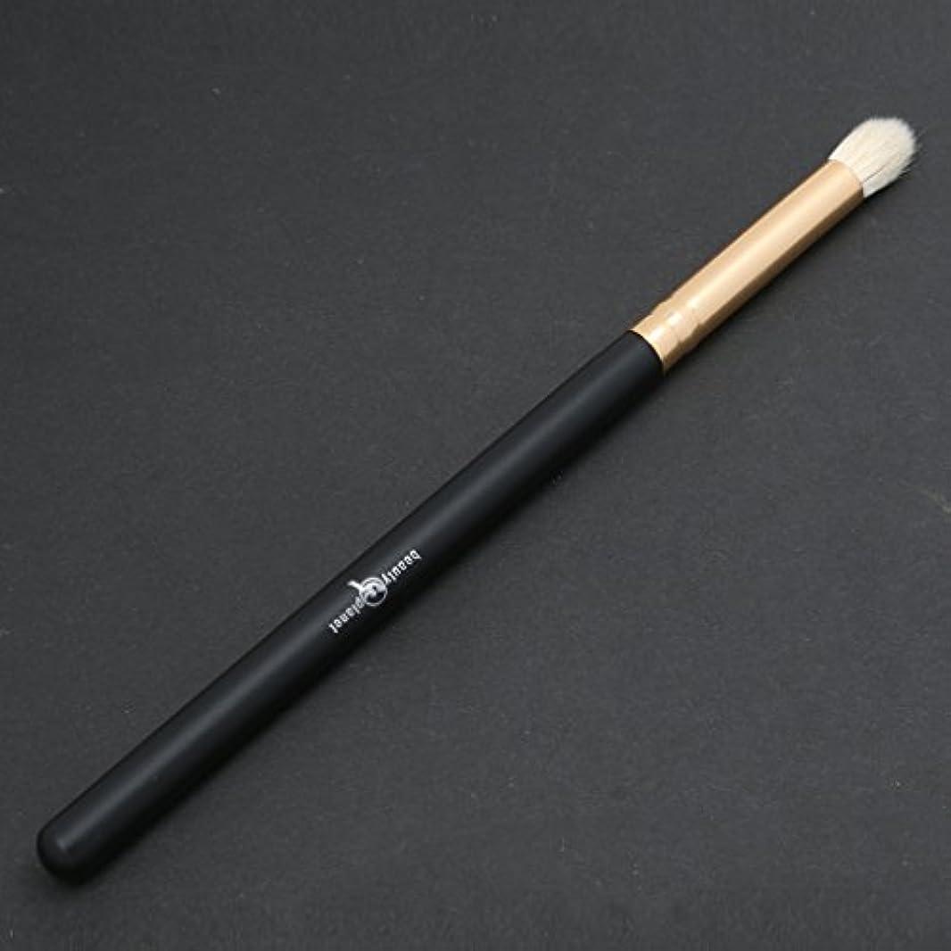 極地回転前提条件B Blesiya 鼻 シャドウ ブラシ 木製 ハンドル 化粧品ツール 使いやすい 耐久性 高品質