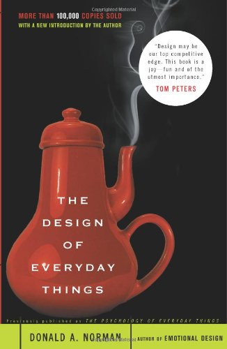 The Design of Everyday Thingsの詳細を見る