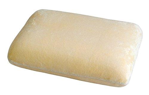 ふわもち 低反発モールド 枕(35×50) アイボリー