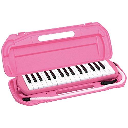 キクタニ 鍵盤ハーモニカ 32鍵 ピンク MM-32 PINK