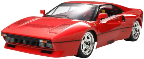 RC タムテックギア組み立てキットシリーズ No.3 1/12 フェラーリ 288GTO 57103