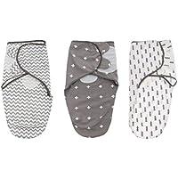Baoblaze ユニセックス ベビー 新生児 寝具 寝袋 おくるみ 夏 綿 使いやすい