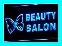 ADVPRO i045-b OPEN Beauty Salon Shop Nails NR LED看板 ネオンプレート サイン 標識