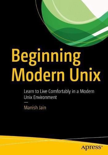 [画像:Beginning Modern Unix: Learn to Live Comfortably in a Modern Unix Environment]