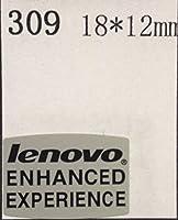 ■【Lenovo ENHANCED EXPERIENCE】エンブレムシール 18*12mm