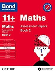 Bond 11+ Maths Assessment Papers 9-10 Years Book 2