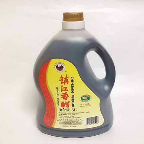 鎮江香酢3L 醸造酢 食用の酢 中華調味料 大容量 業務用