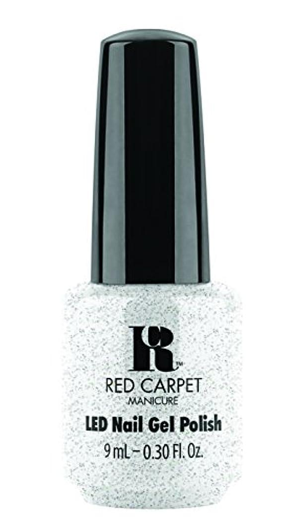 シングルプランテーションアラスカRed Carpet Manicure - LED Nail Gel Polish - Thank U Mom & Dad - 0.3oz / 9ml