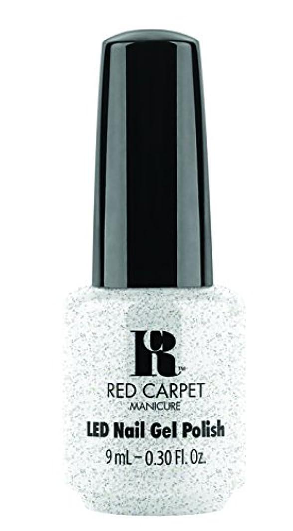 民族主義敬意を表する青Red Carpet Manicure - LED Nail Gel Polish - Thank U Mom & Dad - 0.3oz / 9ml