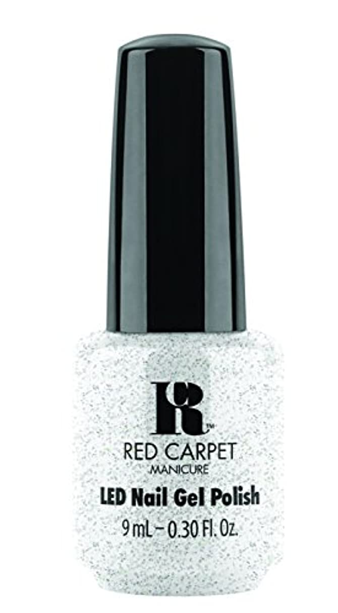 ナイロンダイエット縁Red Carpet Manicure - LED Nail Gel Polish - Thank U Mom & Dad - 0.3oz / 9ml