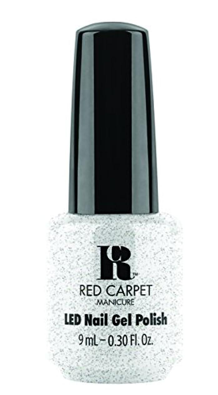 することになっている頑固なジャムRed Carpet Manicure - LED Nail Gel Polish - Thank U Mom & Dad - 0.3oz / 9ml