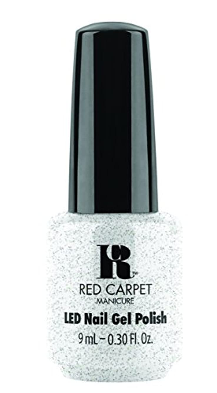 石灰岩称賛昼食Red Carpet Manicure - LED Nail Gel Polish - Thank U Mom & Dad - 0.3oz / 9ml
