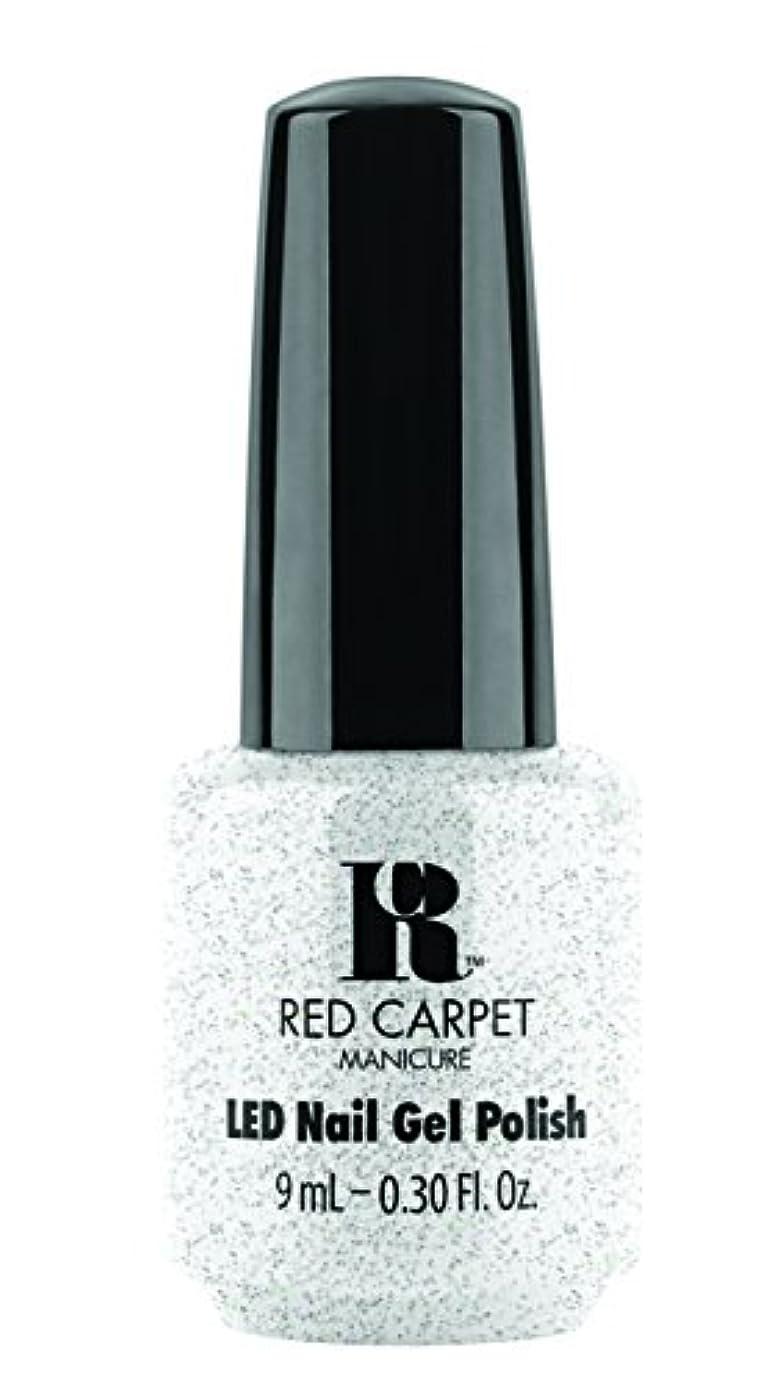 服を洗う重くするフルートRed Carpet Manicure - LED Nail Gel Polish - Thank U Mom & Dad - 0.3oz / 9ml