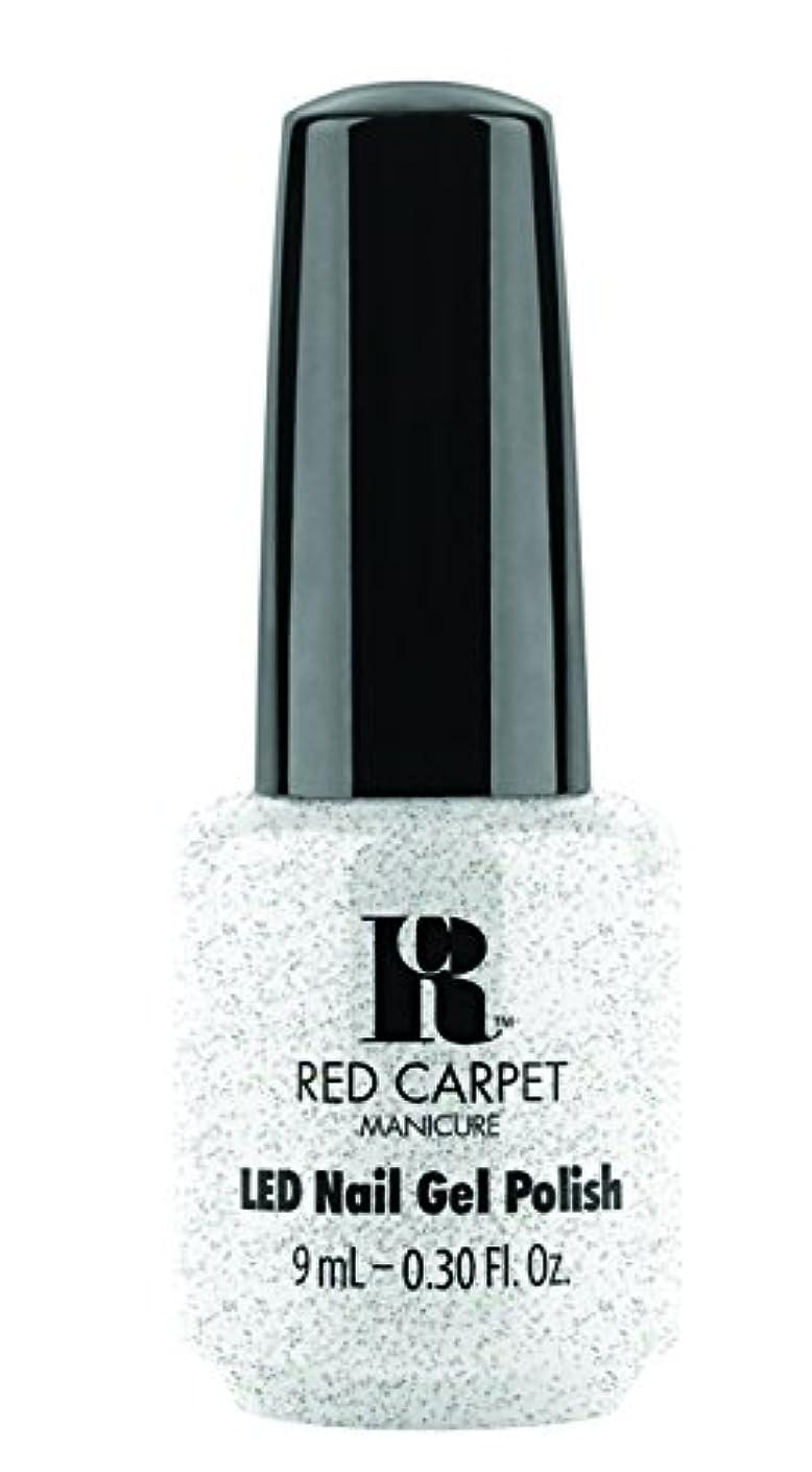 バケット投げ捨てる失われたRed Carpet Manicure - LED Nail Gel Polish - Thank U Mom & Dad - 0.3oz / 9ml
