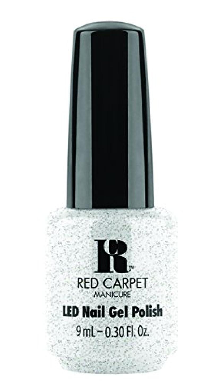 ドキュメンタリー定数ベールRed Carpet Manicure - LED Nail Gel Polish - Thank U Mom & Dad - 0.3oz / 9ml