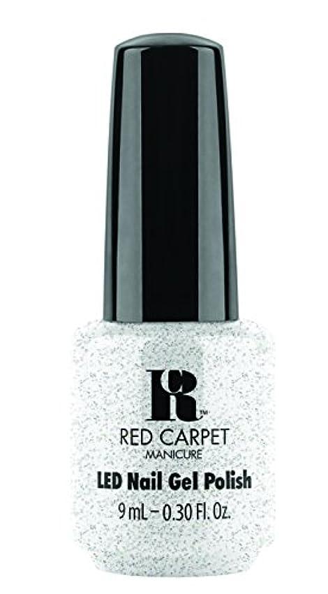 バランス住む手書きRed Carpet Manicure - LED Nail Gel Polish - Thank U Mom & Dad - 0.3oz / 9ml