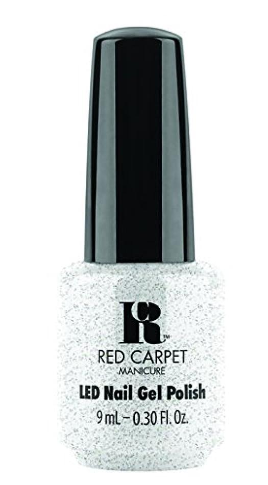 ペンダント衝突する疼痛Red Carpet Manicure - LED Nail Gel Polish - Thank U Mom & Dad - 0.3oz / 9ml