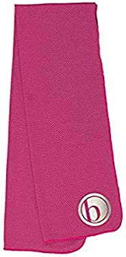 Bambury Snap Cold Towel Sports Towel, Pink