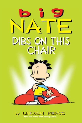 『Big Nate: Dibs on This Chair (English Edition)』のトップ画像