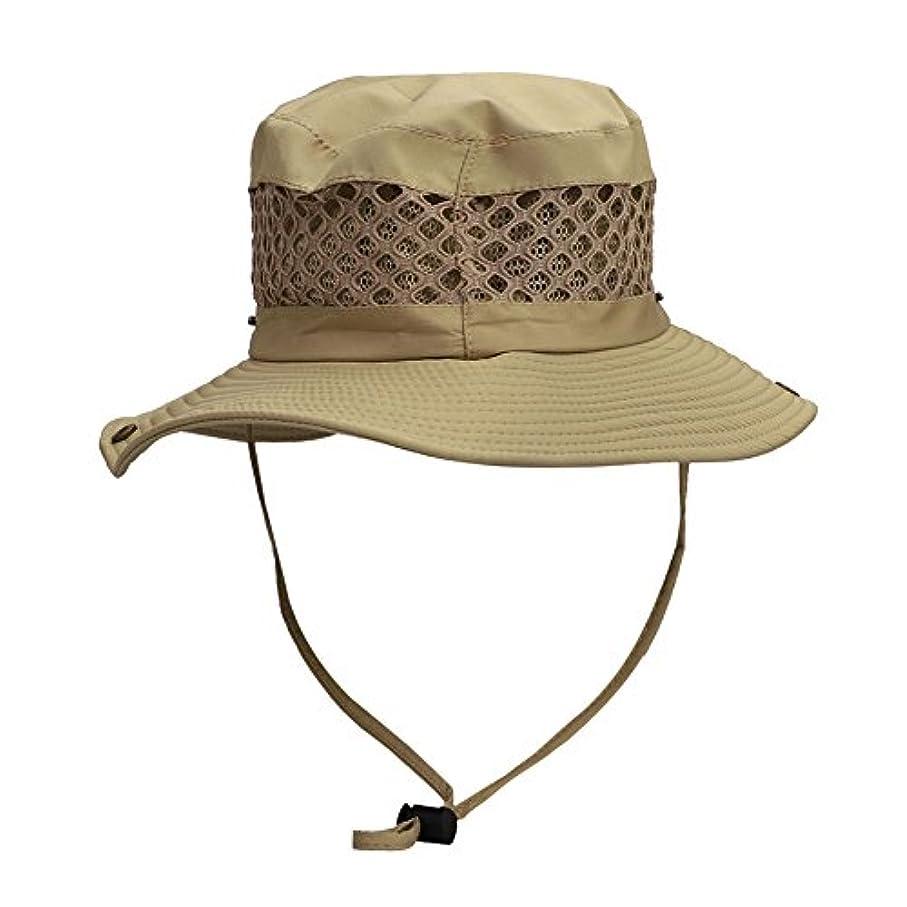 欲しいです閉じる影UVカット帽子 日除け帽子 サーフハット メンズ レディース 紫外線対策 日焼け防止 メッシュ 通気性がいい 漁師キャップ フィッシングハット 農作業帽子 ガーデニング 登山 アウトドア 春夏 サイズ調節可