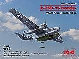 ICM 1/48 アメリカ空軍 A-26B-15 インベーダー プラモデル 48282