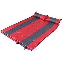 ASL 屋外キャンプSUV一般的な車のベッド自動インフレータブルクッション車のベッドインフレータブルベッド車の衝撃ベッドトラベルベッドエアベッド HAPPY ( 色 : オレンジ , サイズ さいず : 192*132*2.5CM )