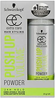 Schwarzkopf Extra Care Push Up Volume Powder, 10g