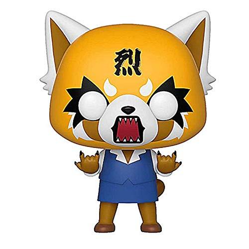 AGGRETSUKO アグレッシブ烈子 Rage Retsuko/フィギュア・人形 【公式/オフィシャル】
