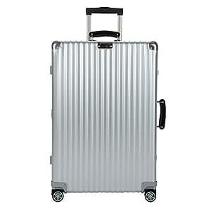 リモワ CLASSIC FLIGHT 974.70 97470 クラシックフライト MULTIWHEEL マルチホイール スーツケース キャリーバッグ シルバー 76L (971.70.00.4) 974.71 97471