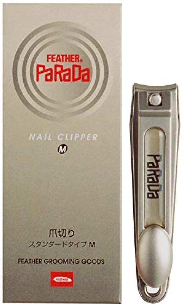 リングバック典型的な囲まれたPARADA爪切り ( M )