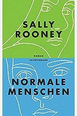 XXL-Leseprobe: Normale Menschen: Roman (German Edition) Kindle Edition
