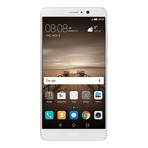 Huawei 5.9型 Mate9 SIMフリースマートフォン ムーンライトシルバー/51090YMG 【日本正規代理店品】 MATE9/SILVER