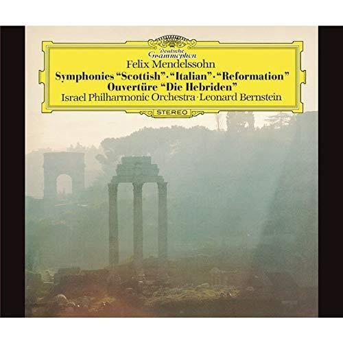 メンデルスゾーン:交響曲第3番~第5番、「フィンガルの洞窟」序曲