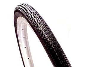 シンコー タイヤ・チューブセット1本巻 26×13/8 ブラック