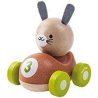 Plan Toys Bunny Racer by Plan Toys [並行輸入品]
