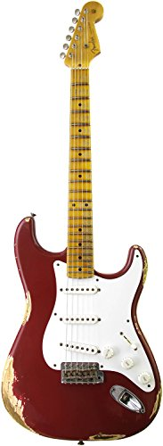 Fender Custom Shop 60th Anniversary 1954 Stratocaster Heavy Relic (Cimarron Red)
