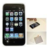 iphone3G,iPhone 3GS用 スクリーンプロテクター液晶保護フィルム クリア