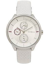 48117b225bb0 [フルラ] 腕時計 レディース FURLA R4251102520 899283 W480 WU0 PET シルバー ホワイト [並行輸入