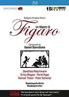Wolfgang Amadeus Mozart: Le Nozze di Figaro [Live from the Staatsoper Unter den Linden, Berlin 1999] [Blu-ray]
