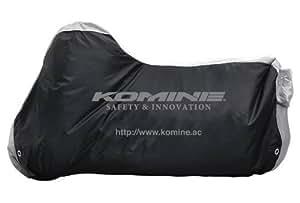 コミネ(Komine) バイクカバー スポーツバイクカバー ブラック M 09-100