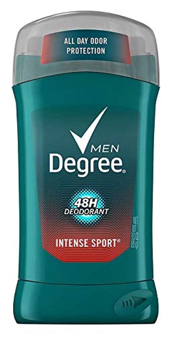 クスクス警告する絶滅させるDegree Intense Sport Deodorant Stick Silver Ion 90 ml (並行輸入品)