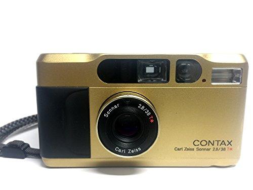 コンタックス T2 ゴールド 2.8/38 / CONTAX T2 GOLD