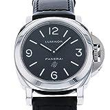 """[パネライ] 腕時計 PANERAI PAM00000 M品番 ルミノールベース44mm""""OPロゴ""""SS/ブラックラバー 手巻きムーブ [中古品] [並行輸入品]"""