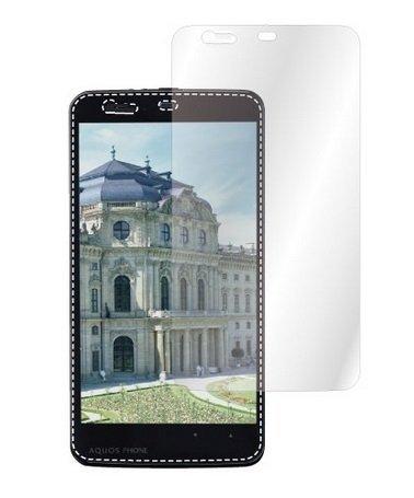 WASHODO AQUOS PHONE Xx 206SH専用softbank対応指紋防止 気泡が消える液晶保護フィルム「536-0013-01」