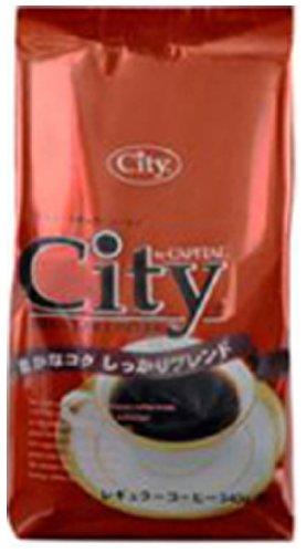 キャピタル シティー レギュラーコーヒー しっかりブレンド340g