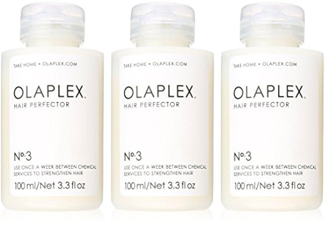 市民エロチックガイダンスOlaplex Hair Perfector No 3 Repairing Treatment 3Pack (3.3 OZ)