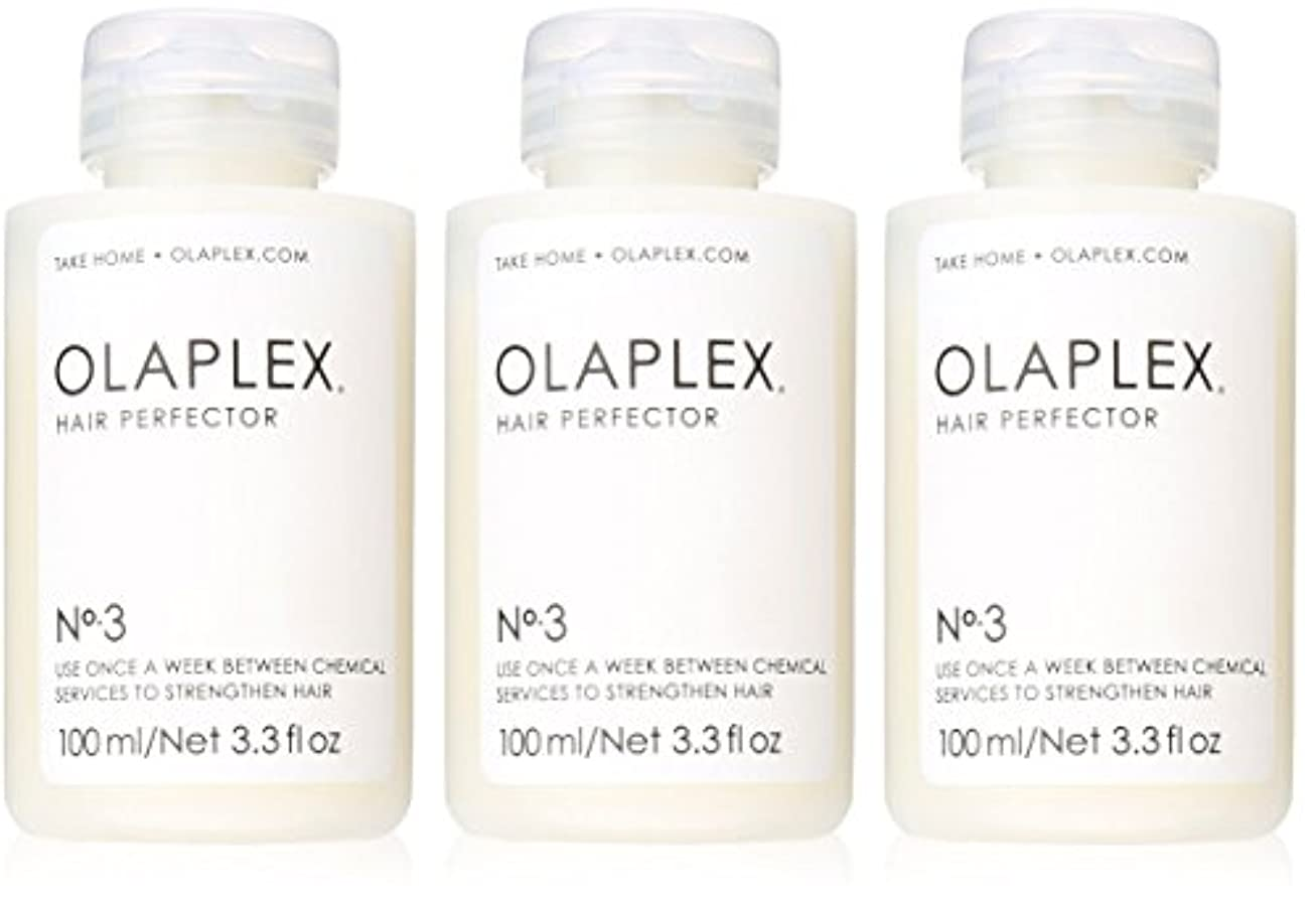 あなたは肉食堂Olaplex Hair Perfector No 3 Repairing Treatment 3Pack (3.3 OZ)