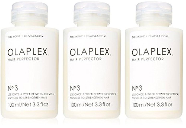 Olaplex Hair Perfector No 3 Repairing Treatment 3Pack (3.3 OZ)