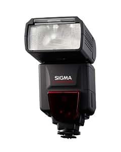 SIGMA フラッシュ ELECTORONIC FLASH EF-610 DG SUPER ニコン用 iTTL ガイドナンバー61 927363